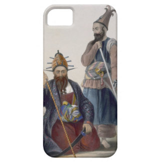 Chief Executioner and Assistant of His Majesty the Barely There iPhone 5 Case