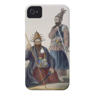 Chief Executioner and Assistant of His Majesty the iPhone 4 Case-Mate Case