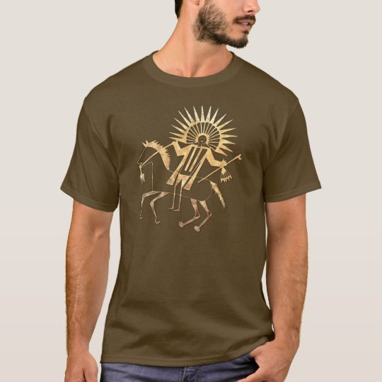 Chief Folk Native American APPAREL T-Shirt
