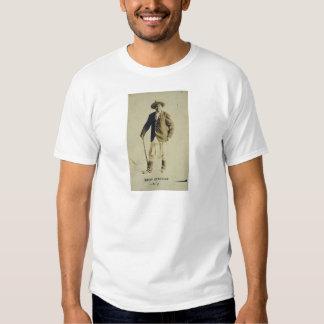 Chief Geronimo Standing Portrait 1904 Shirt