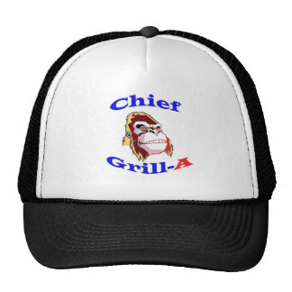 Chief Grill-A Cap