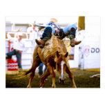 Chief Joseph Days Rodeo, Joseph, Oregon, USA 2 Post Card