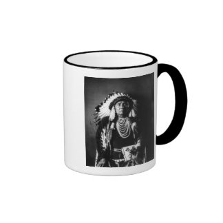 Chief Joseph Ringer Coffee Mug