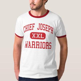 Chief Joseph - Warriors - Middle - Bozeman Montana Shirt
