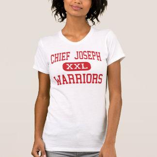 Chief Joseph - Warriors - Middle - Bozeman Montana Shirts