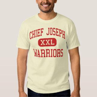 Chief Joseph - Warriors - Middle - Bozeman Montana T Shirt