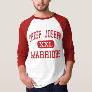 Chief Joseph - Warriors - Middle - Bozeman Montana Tshirt