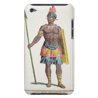 Chief of the Hondurans, 1780 (coloured engraving) Barely There iPod Case