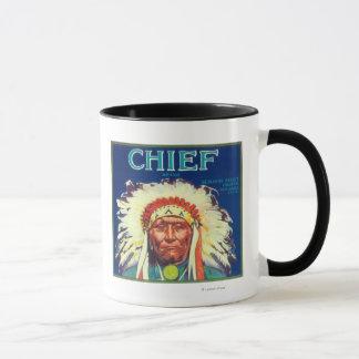 Chief Orange LabelRedlands, CA