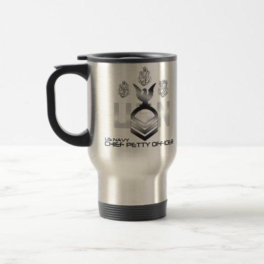 Chief Petty Officer Travel Mug