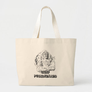 CHIEF POUNDERHARD TOTE BAG