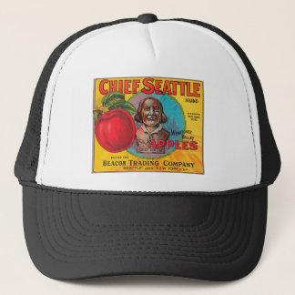 Chief Seattle Trucker Hat