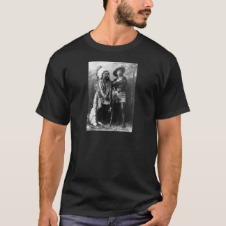 Chief Sitting Bull and Buffalo Bill 1895 T-Shirt