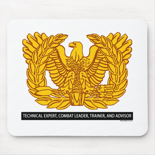 Chief Warrant Officer Mouse Pad