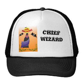 Chief Wizard Mesh Hat