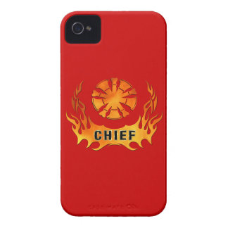 Chiefs Flames Blackberry Bold Cases