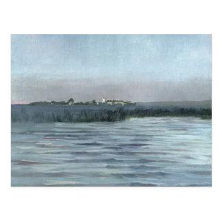 Chiemsee, 1874 postcard