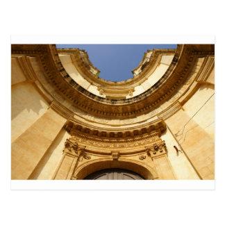 Chiesa-Di-Montevergine Postcard