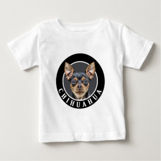Chihuahua 002 baby T-Shirt