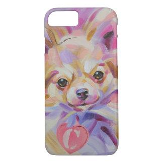 Chihuahua Art iPhone 7 case
