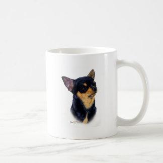 Chihuahua Basic White Mug