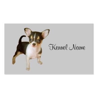 Chihuahua Breeder Business Card