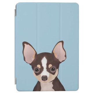 Chihuahua cartoon iPad air cover