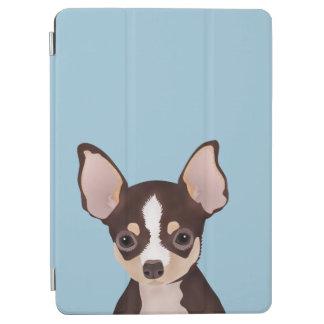 Chihuahua cartoon iPad air cover