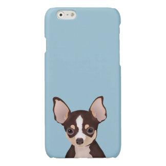 Chihuahua cartoon iPhone 6 plus case