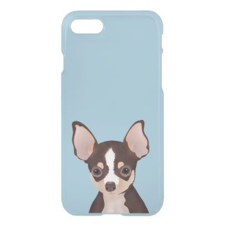 Chihuahua cartoon iPhone 7 case