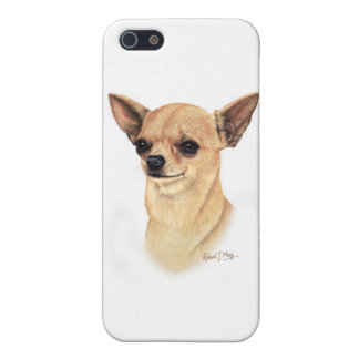 Chihuahua Case For iPhone 5/5S