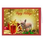 Chihuahua Christmas Card Holiday Gifts