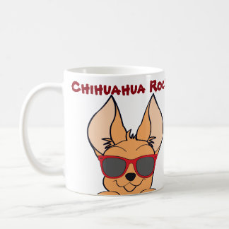 Chihuahua Coffe Cup