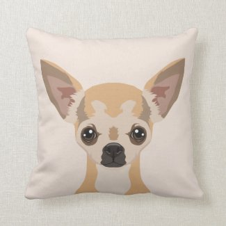 Chihuahua Cushion