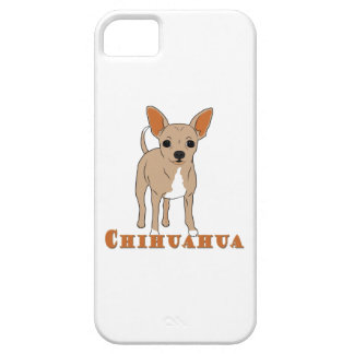 Chihuahua Cute Brown Dog iPhone 5 Covers