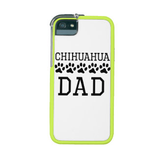 Chihuahua Dad Case For iPhone 5