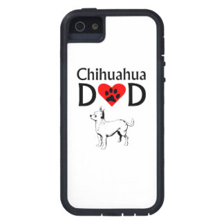 Chihuahua Dad iPhone 5 Case