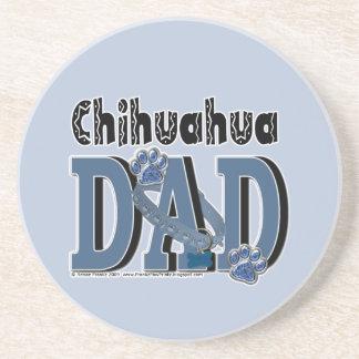 Chihuahua DAD Drink Coaster