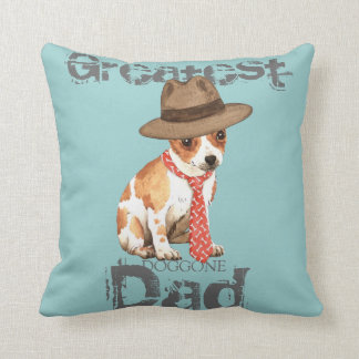 Chihuahua Dad Cushion