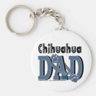 Chihuahua DAD Key Ring