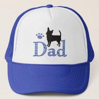 Chihuahua Dad Trucker Hat
