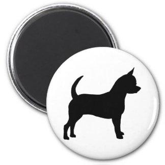 Chihuahua Dog 6 Cm Round Magnet