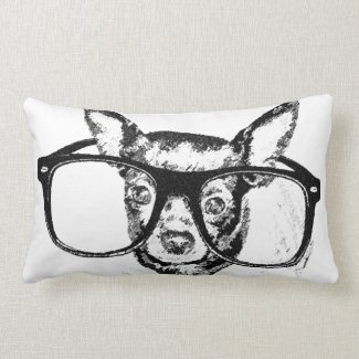 Chihuahua Dog Cushion