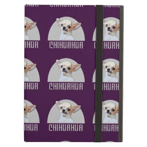 Chihuahua Dog iPad Folio Cases