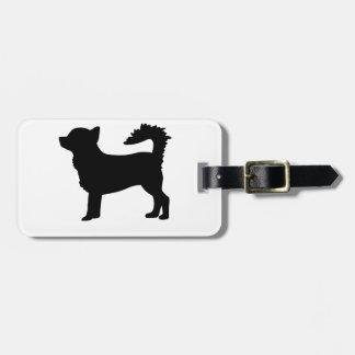 Chihuahua Dog Luggage Tag