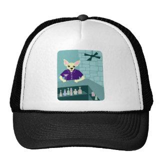 Chihuahua Dog Martini Bar Hats