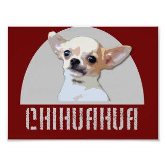 Chihuahua Dog Photo Print