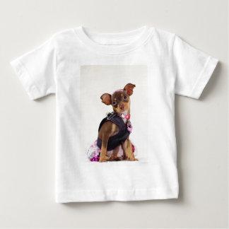 chihuahua dog range baby T-Shirt