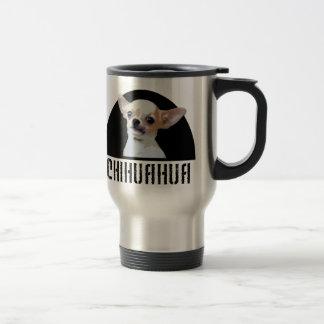 Chihuahua Dog Stainless Steel Travel Mug