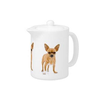 Chihuahua Dog Teapot